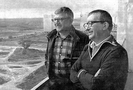 Arkady and Boris Strugatsky Abs01