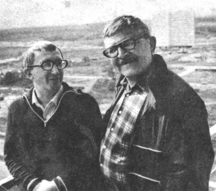 Arkady and Boris Strugatsky Abs05